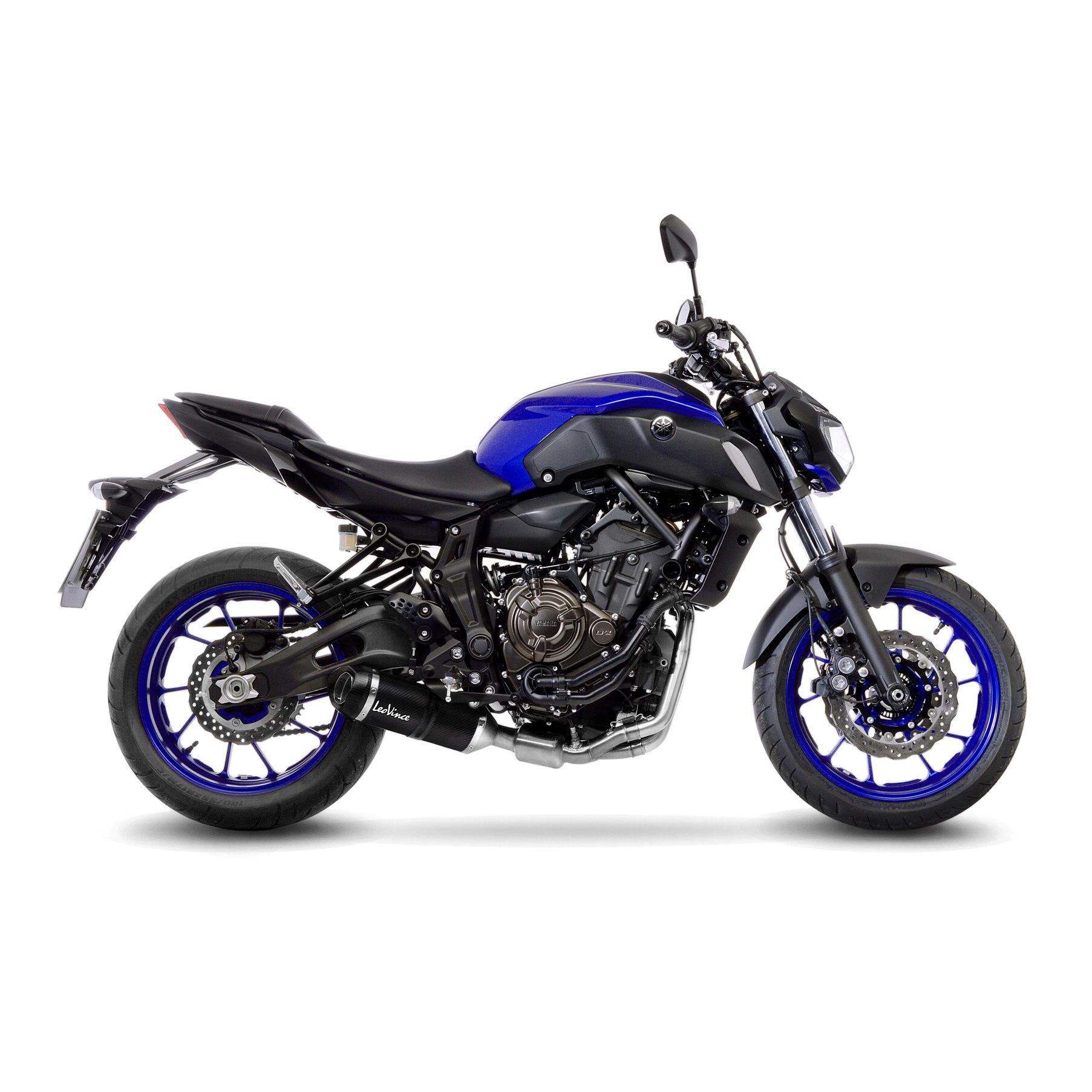 LV ONE EVO Carbon Yamaha MT-07/Tracer/XSR 16-18